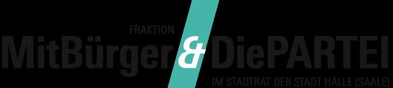 Fraktion MitBürger & Die PARTEI