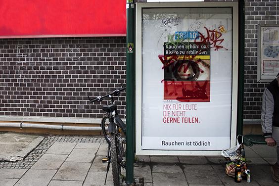 Werbeverzicht für Alkohol und Tabakwaren auf Werbeflächen der HAVAG