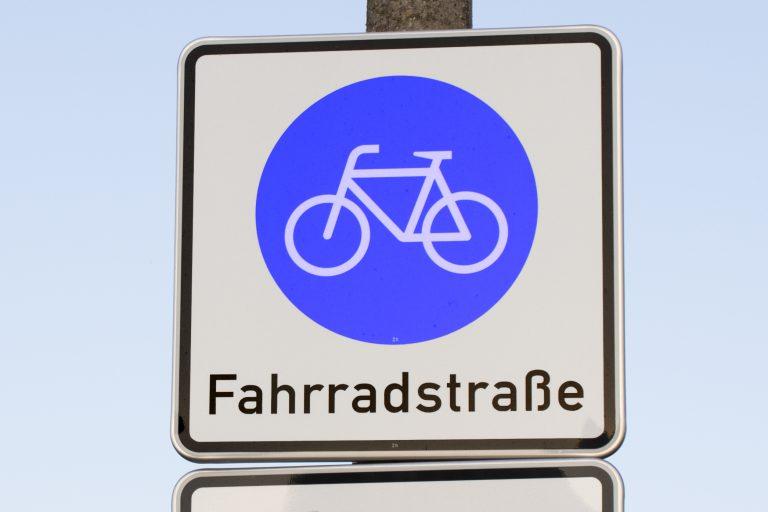 Fahrradstraßenkonzept für Halle