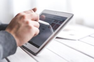 Digitale Antragstellung statt Papierkrieg