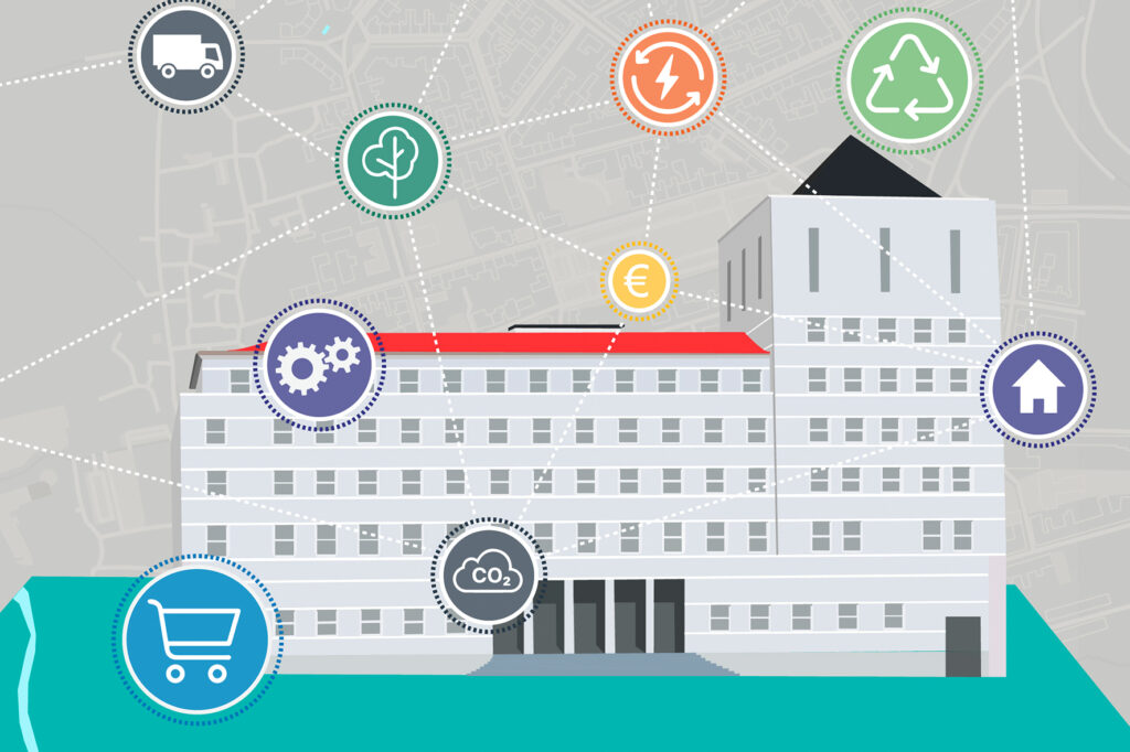 Beitragsbild für die MitReden-Veranstaltung MitREDEN – Nachhaltige Beschaffung und Vergaben in der Stadt Halle (Saale)