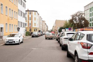 Read more about the article Keine Anzeichen einer Verkehrswende am autofreien Tag in Halle (Saale)