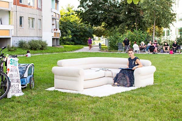 Read more about the article SOFALOG: Auftakt erfolgreich – 2. Auflage am 13.08. in Halle-Neustadt